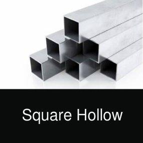 Aluminium Square Hollow