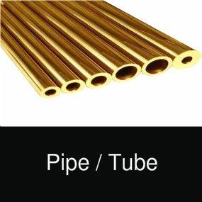 Brass Pipe Tube