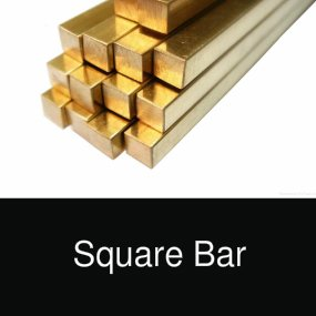 Bronze Square Bar